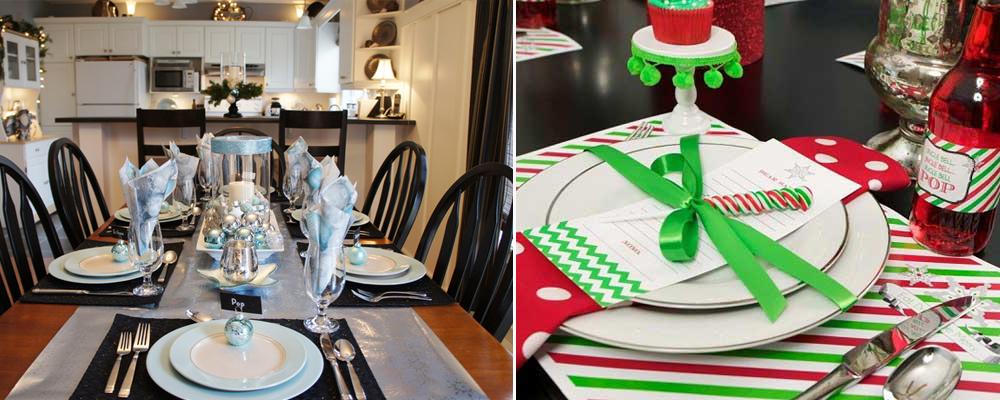 Our Top 10 Christmas Table Settings