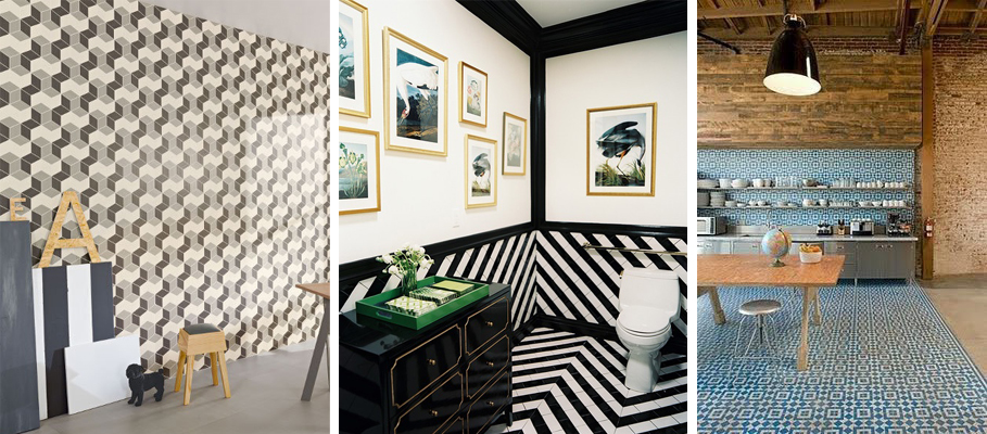 20 Amazing ways to use Tiles