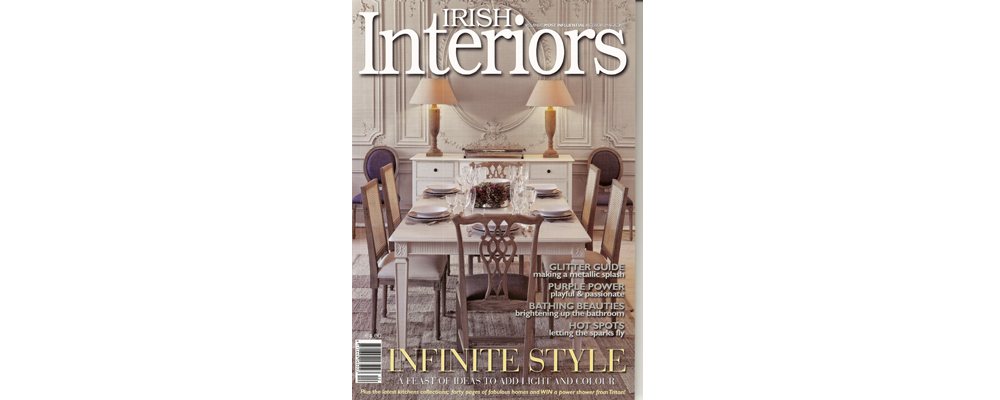 Irish Interiors Autumn/Winter 2012