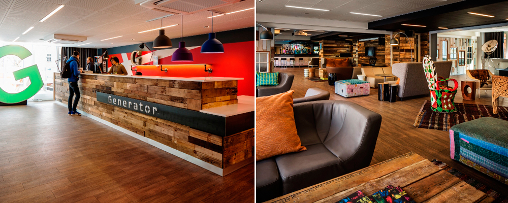A New Generation for Hostels!