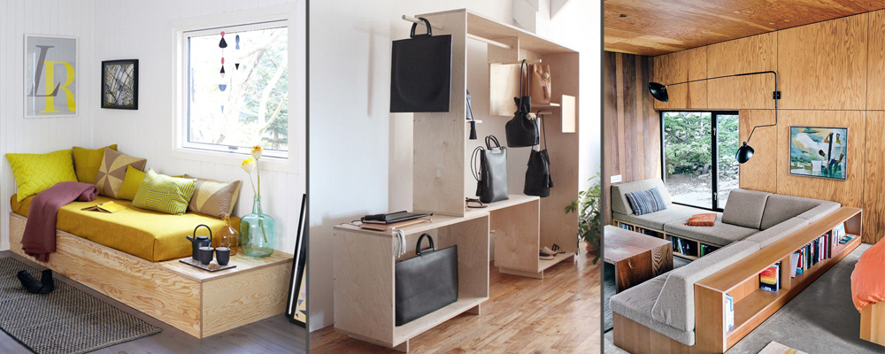 Why Ply? Plywood Kitchen Design Inspiration