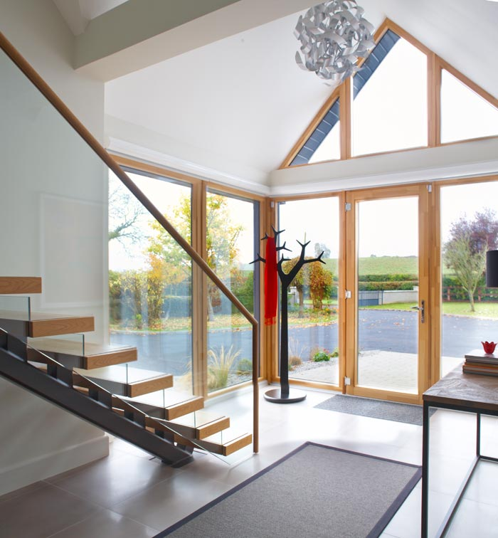 Contemporary Interiors Dublin: 5 Bedroom House Renovation, Kildare