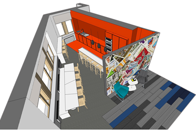 Office design office interior design professionals for Interior design agency dublin