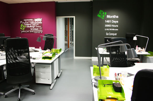 Mobile Agency Office INTERIOR DESIGNERS DUBLIN INTERIOR DESIGN Classy Office Design Companies