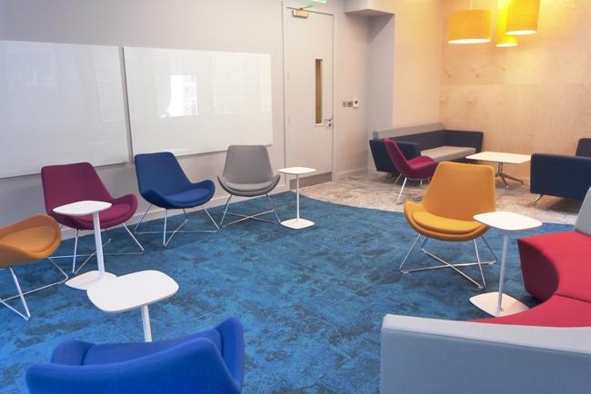 ESB HQ, Innovation Space, Dublin.