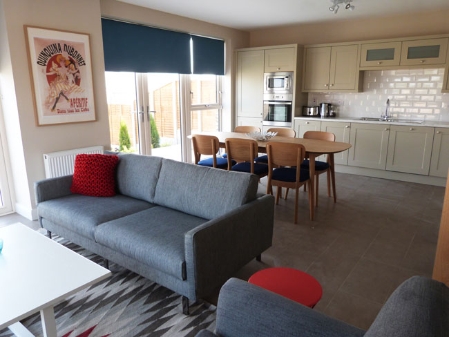 Millers Glen 4 Bedroom Showhouse, Swords, Dublin.