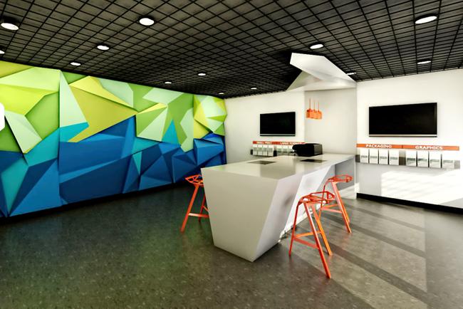 Mcgowan print interior designers dublin interior for Interior design agency dublin