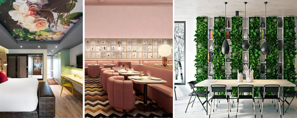 """Spring has Sprung"" – this seasons hottest interior design trends."