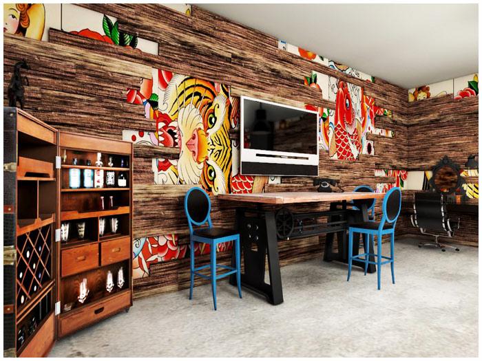 76 interior design internships dublin a guide to for Best tattoo shop dublin