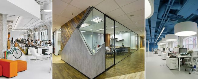 The Pros and Cons of Open Plan Office Design! - INTERIOR ...