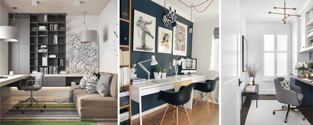 Guide to Home Renovation. Part 7: The Office