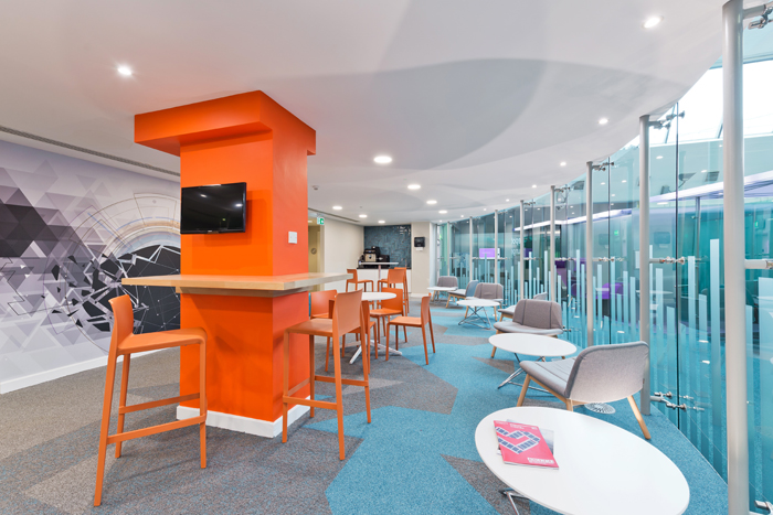 The Digital Hub – Depot Lounge