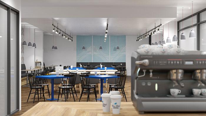 Bluebird Coffee Roasters, UCD, Dublin 4